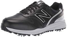 Revlite 10mm drop midsoles on these mens sweeper golf shoes by New Balance  provide lightweight cushioning 5952c760af8