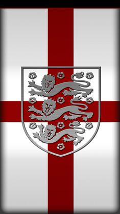 Blue Wallpaper Phone, Team Wallpaper, Football Wallpaper, England National Football Team, National Football Teams, England Football, England Badge, England Fa, Football Team Logos