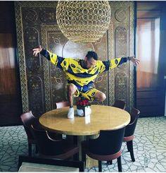 Rabat, Morocco in Africa - 2016 Black Men Street Fashion, Brown Fashion, Trey Songz, Big Sean, Ryan Gosling, Rita Ora, Nicki Minaj, Chris Brown Outfits, Cornrow Hairstyles For Men