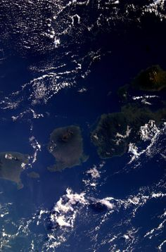 Bali, Lombok, The Gili Islands and Sumbawa  A fantastic view of the Indonesian Islands of Bali, Lombok and Sumbawa from ESA astronaut André Kuipers.