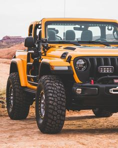 63 Ideas For Custom Cars Jeep Vehicles Jeep Wrangler Rubicon, Jeep Wrangler Unlimited, Jeep Wranglers, Jeep Wrangler Custom, Yellow Jeep Wrangler, Jeep Wrangler Grill, Jeep Grill, Auto Jeep, Jeep 4x4