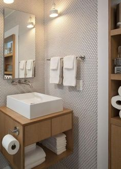 Awesome Scandinavian Bathroom Design Ideas Many people certainly want a bathroom with a luxurious impression without reducing space in the house. By using an elegant bathroom design, you will produce a bathroom that looks comfortable and sp…