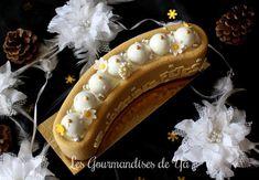 Bûche marron, vanille et cassis LGY 01 Desserts, Challenge, Vanilla Cake, Its Okay, Sweet Treats, Kitchens, Tailgate Desserts, Deserts, Postres