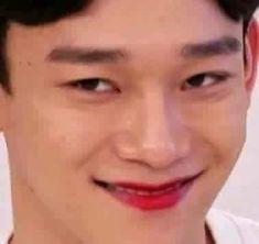 exo chen :: kim jongdae meme