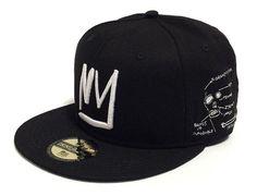 Basquiat Snapback Cap by D9 RESERVE
