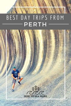 We loved the laid back vibe of Perth, but it's worth leaving the city behind and exploring a bit of WA. Here are some of the best day trips from Perth. Australia Travel Guide, Australia Tours, Perth Western Australia, Australian Road Trip, Travel Around The World, Cool Places To Visit, Day Trips, Travel Inspiration, Traveling By Yourself