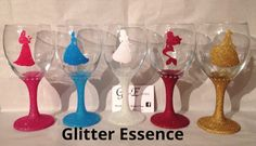 Inspired princess collection  by Glitteressence2 on Etsy