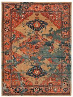 JAN KATH - Erased Heritage rug