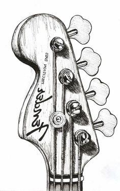 guitar drawing simple ~ guitar drawing guitar drawing easy guitar drawing sketches guitar drawing art guitar drawing easy step by step guitar drawing sketches pencil guitar drawing sketches easy guitar drawing simple Music Drawings, Pencil Art Drawings, Art Drawings Sketches, Easy Drawings, Ukulele Art, Guitar Drawing, Black And White Drawing, Art Sketchbook, Oeuvre D'art