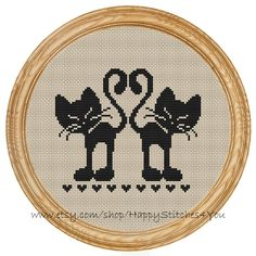 Included in the pdf file: - Black & white cross stitch chart with symbols and centering marks - Color information The finished size of the