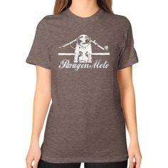 Cafe Racer Head On T-Shirt