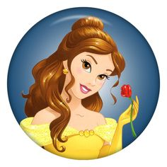 Image 1 Princesa Disney Bella, Bella Disney, Disney Princess Ariel, Princess Belle, Princess Painting, Cute Paintings, Ceramic Painting, Rapunzel, Sketches