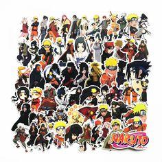 TD ZW Japan Anime Naruto Stickers Decal For Snowboard Laptop Luggage Car Fridge Car- Styling Sticker Pegatina. Anime Naruto, Naruto And Sasuke, Gaara, Anime Manga, Itachi Uchiha, Naruto Shippuden, Cheap Gadgets, Cool Gadgets, Snowboard