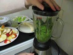 Groene Smoothies | Makkelijk Afvallen Caloriearm smoothierecept