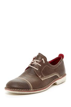 ECCO Adar Cap Toe Derby on HauteLook