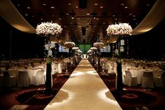 Sheraton Grande Walkerhill—Grand Ballroom - Vista Hall, Wedding Setting by Sheraton Hotels and Resorts, via Flickr