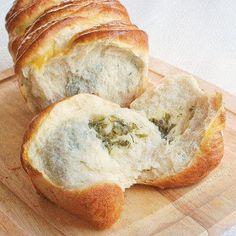 Roxana's Home Baking: Pull apart cheesy herb bread