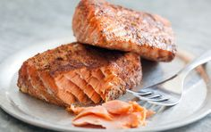 Transform a fillet of salmon into a delicious dinner with a simple rub of flavorful spices—it just doesn't get easier! Serve salmon flaked over cooked whole grains or greens with easy steamed veggies on the side for a complete meal.