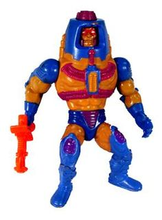 I remember this! Not sure if my brother had this but I remember the character on tv