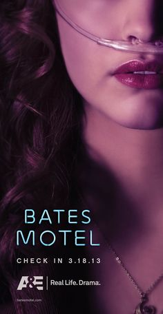 New Bates Motel Posters: It seems like A's Psycho prequel, Bates Motel, has been gearing up for ages. A little over a week ago, however, the show really kicked into gear, finally releasing a March premiere date for eager fans. Now, A has released a set of posters for the creepy horror series, and they manage to chill to the bone.