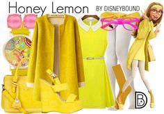 Disneybound: Honey Lemon