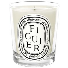 Figuier White Candle
