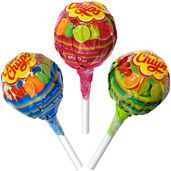 Chupa Chups Mini Mega Lollipop Containers: 3-Piece Set