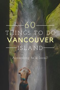 travel idea canada 60 Things to do on Vancouver Island according to a local! If you are looking for things to do on Vancouver Island, BC, Canada, here are 60 of our top suggestions, coming from us locals! Victoria Vancouver Island, Vancouver British Columbia, Vancouver Travel, Victoria British Columbia, Cabo San Lucas, Cozumel, Puerto Vallarta, Island Winter, Banff