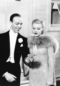 Fred Astaire & Ginger Rogers in Follow the Fleet (1936)