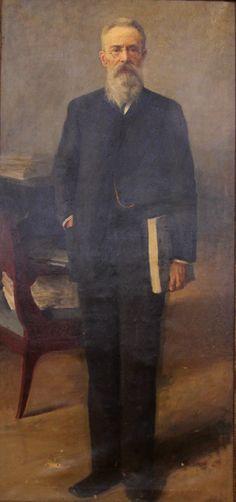 Nikolai Rimsky-Korsakov by Emil Wiesel