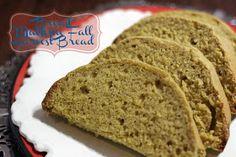 Fall Harvest Bread Recipe
