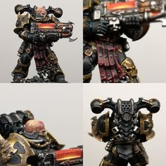 For the Emperor! Warhammer Paint, Warhammer Models, Warhammer Fantasy, Warhammer 40000, Chaos Legion, Chaos 40k, Sons Of Horus, Warhammer 40k Miniatures, Game Workshop