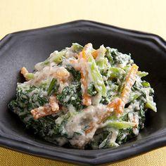 やさしい味がたまらない! 覚えておきたい「野菜の白あえ」レシピ5選 - レタスクラブニュース