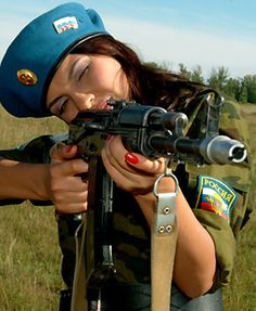 Russian Woman They Are Strong 82