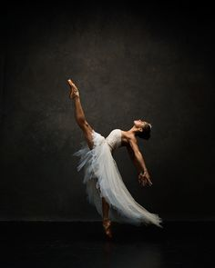 Misty Copeland, Soloist with American Ballet Theatre.