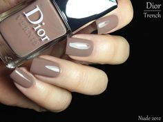 Dior Nude Collection (Fall 2012): Vernis 715 - Dune