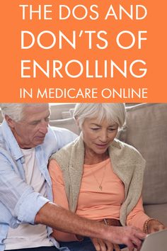 Get Medicare online tips and warnings to make the most of your Medicare enrollment. Retirement Strategies, Retirement Benefits, Retirement Planning, Emergency Preparedness Kit, Social Security Benefits, Health Insurance Coverage, Aging Parents, Aging In Place, Budgeting Finances