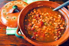 Miz Helen's Country Cottage: Rancher Beans