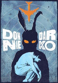 Donnie Darko. Película de culto, sumamente sombría a mi paladar 7/10