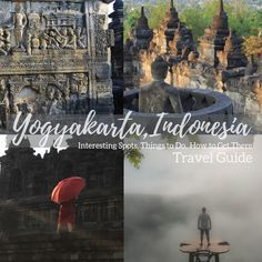 I had the chance to explore the Special Region of Yogyakarta last September 2018. As usual, I had limited time to spare because of work. I spent my weekend discovering this province-level autonomous region in Java Island with my Filipino and Indonesian workmates. Good thing they are always in for this kind of weekend adventures! Bus Travel, Time Travel, List Of Airlines, Borobudur Temple, City C, Nature Adventure, Train Rides, World Heritage Sites, Filipino