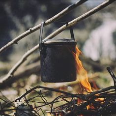 Heating up the billy can #outdoorphotography #outdoors #survival #hiking #ardennes #goodtimes #canon #eos #50mm #wanderlust #nationalpark #bushcraft #billycan #outdoorcooking by our friend compasphoto on Instagram at http://ift.tt/1P8XGlz. Get great bushcraft gear at http://ift.tt/1Wlb5py