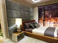 PRD Hotel Suite | Bedroom side features custom nightstands a… | Flickr