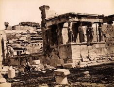 Athens Acropolis, Parthenon, Ancient Buildings, Classical Art, Ancient Greece, Historian, Archaeology, In The Heights, Restoration