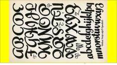 Tecnicas de Caligrafía lettering - Lili Daza Diseño