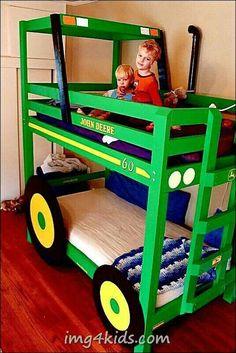 36 Besten Traktorbetten Tractor Bed Bilder Auf Pinterest