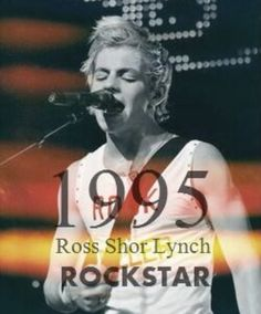 Ross Lynch... Totally Awesome Rockstar and Actor... :) <3