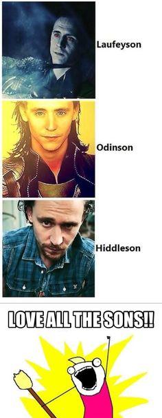 Loki Laufeyson on