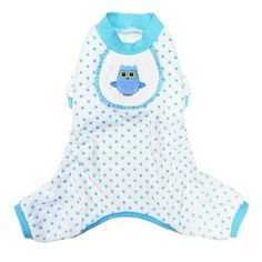 Owl Blue Dog Pajamas – Bark Label