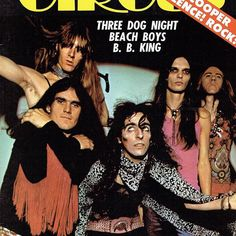 Circus Magazine June 1st 1971 article to follow #alicecooper #thealicecoopergroup #loveittodeath