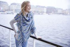 Ravelry: ARD Buffet Rapunzelschal pattern by Tanja Steinbach